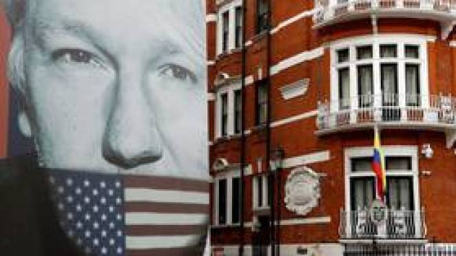 Assange is a scapegoat, distraction for scandal-ridden Ecuadorian government