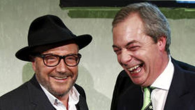 Why I'm voting Brexit in the European elections – George Galloway