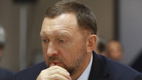 Russian tycoon Oleg Deripaska (FILE PHOTO)