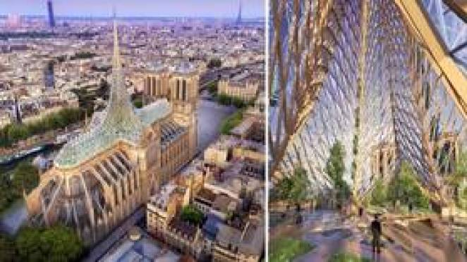 No, we don't want Notre Dame turned into another secular solar-powered eco-garden