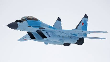 5d08c61ddda4c80a6d8b4629 High-speed armed drones to complement MiG-35 multi-role fighter jets & other aircraft – manufacturer