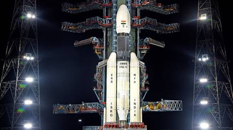 5d349652dda4c88e5f8b45da 'Stronger than ever': India set to launch rescheduled Moon mission