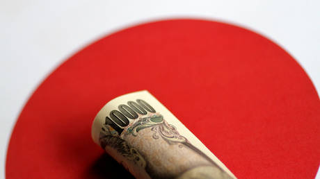 Japanese yen note © Reuters / Thomas White