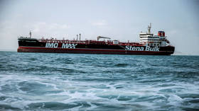 UK-flagged tanker Stena Impero is free to leave – Iranian govt spokesperson