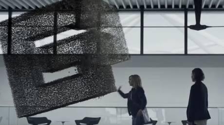 Your local friendly autonomous swarm, as seen on Black Mirror © Netflix