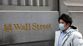 Coronavirus spread prompts WORST DAY on Wall Street since 'Black Monday' of 1987
