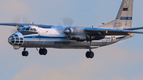 A Russian Air Force Open Skies plane © Flickr/Papas Dos