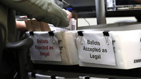 How is the US election going to be any more legitimate than the 'rigged' Belarus vote?