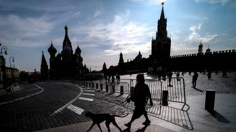 FILE PHOTO: Red Square in Moscow © AFP / Yuri Kadobnov