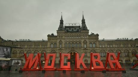Red Square, Moscow, November 8, 2020 © Global Look Press/ Pavel Kashaev