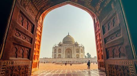 Taj Mahal, Agra, India © Unsplash.com / Sylwia Bartyzel