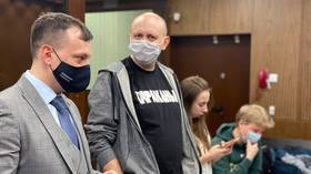 Russian journalist Sergey Smirnov jailed for 25 days on charges of inciting people to attend pro-Navalny protests
