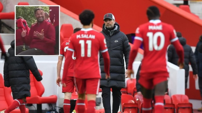 Let's talk about six? Rival fans ridicule Liverpool as they slump to new low with SIXTH home loss in a row