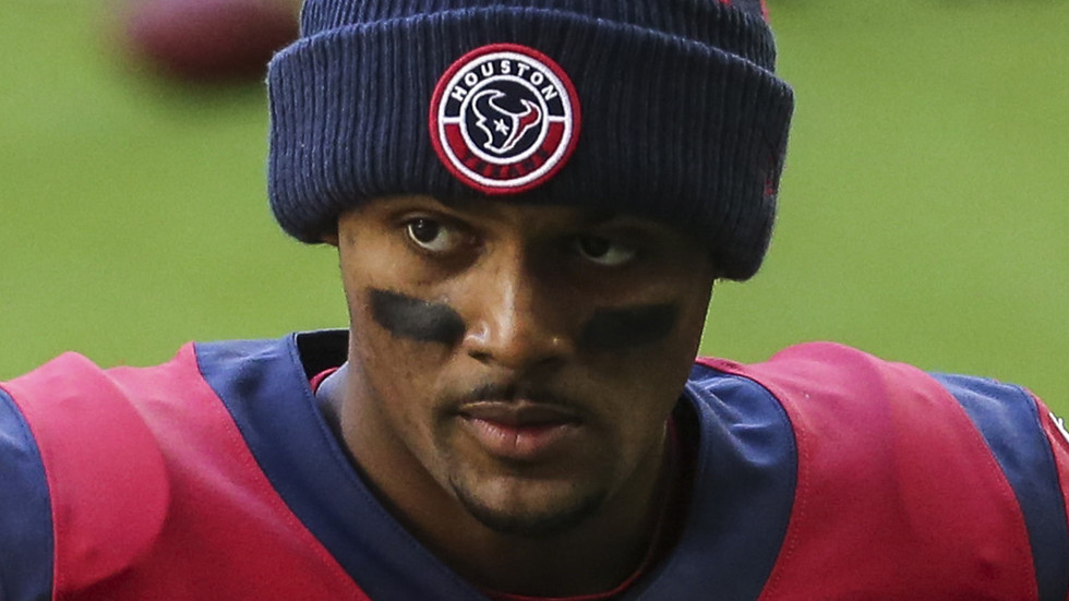 'Touching her with his penis': NFL star Deshaun Watson faces MORE assault claims from massage therapists