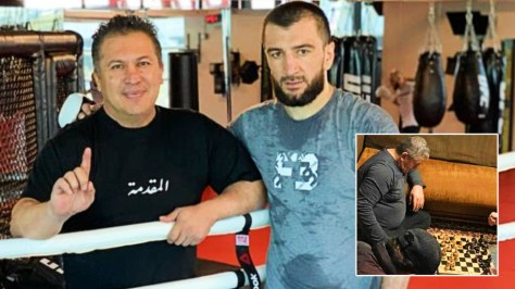 'He loved to play chess': Khabib Nurmagomedov's cousin Abubakar pays tribute to Abdulmanap ahead of Gooden bout at UFC 260 (VIDEO)