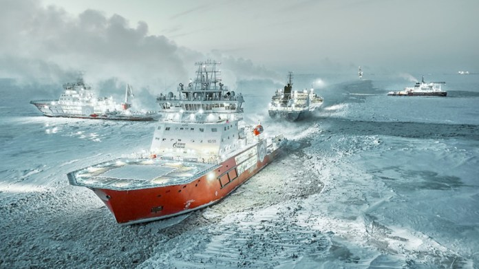 Russia's Arctic sea route draws growing global investor interest, Foreign Ministry says