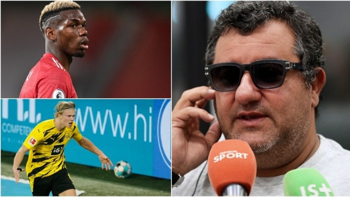 Super-agent Raiola 'doesn't give a f*ck' if he never deals with Man Utd again – hands potential 'boost' to Chelsea over Haaland