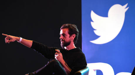FILE PHOTO: Twitter CEO and co-founder Jack Dorsey © AFP / Prakash Singh