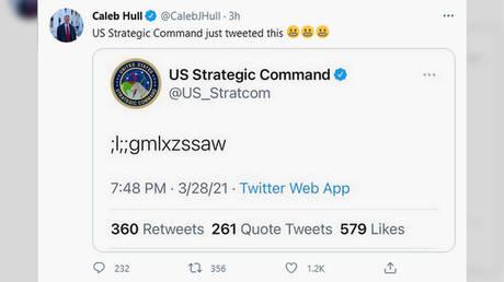 Screenshot © Twitter / @CalebJHull