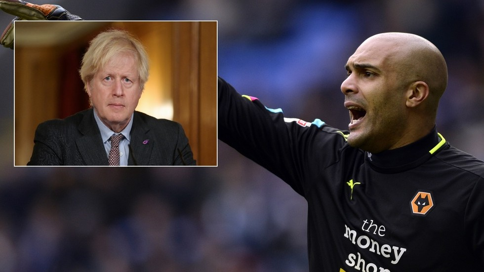 'A form of discrimination': Goalkeeping ace lashes out at UK govt 'Covid passport' plans for FA Cup final