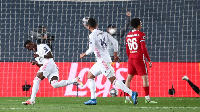 'Used him as a training cone': Liverpool's Alexander-Arnold roasted for Champions League nightmare at Real Madrid