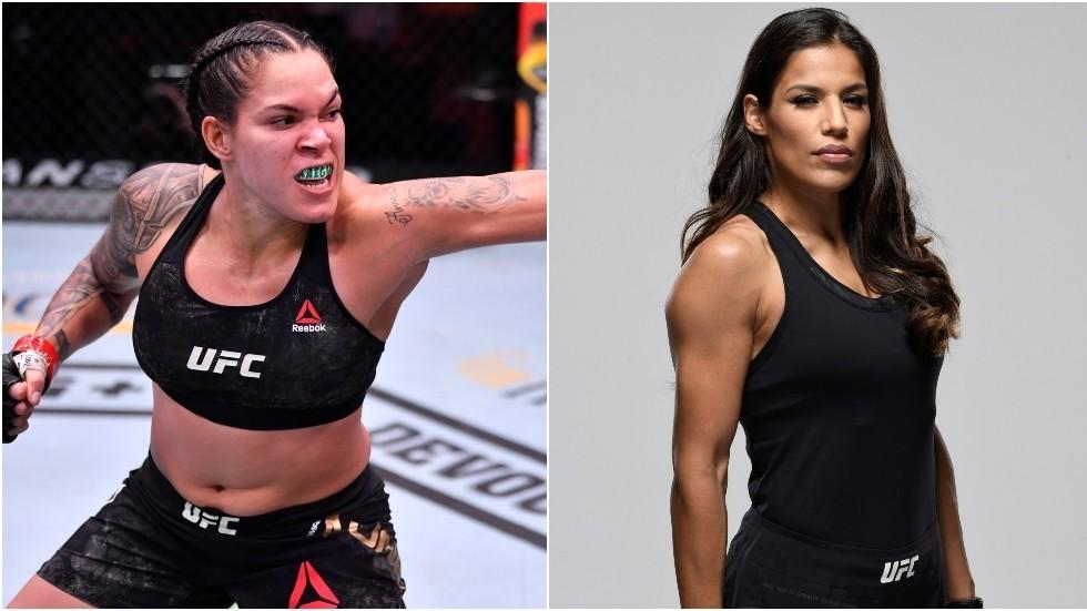 UFC queen Nunes to settle slanging match with 'Venezuelan Vixen' Pena in bantamweight title bout