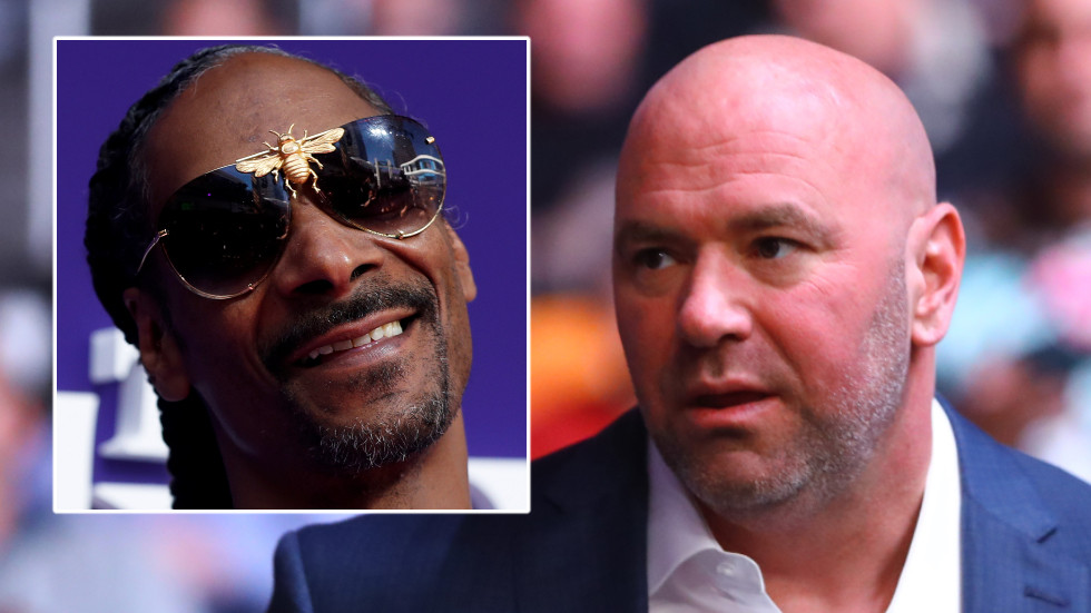 'I don't owe Snoop $2MN': UFC's White denies 'illegal' wager with rapper after telling Mike Tyson that Askren would beat Jake Paul