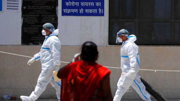 India's economy may shrink amid soaring Covid-19 cases, analysts warn