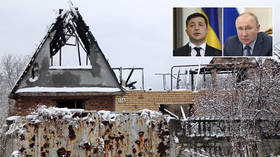 Ukraine claims Russia ignoring call for crunch talks to avert all-out war in Donbass, but Moscow says it never received an invite