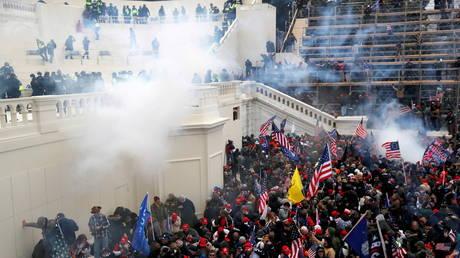 FILE PHOTO. U.S. Capitol Building in Washington, U.S. © Reuters / Shannon Stapleton