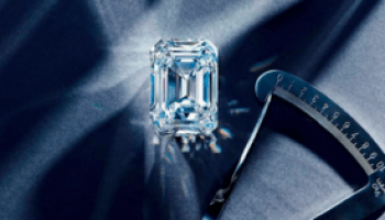 Shine bright: Russia's largest-ever cut diamond goes for $14.1 million at Swiss auction house after almost two years of polishing