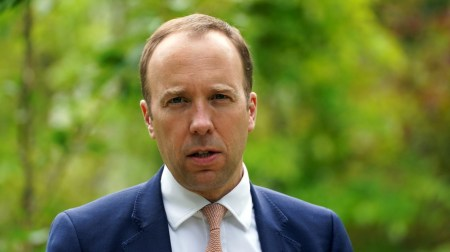 Britain's Health Minister Admits to Breaking COVID Rules, Resigns After Being Caught Kissing Aide