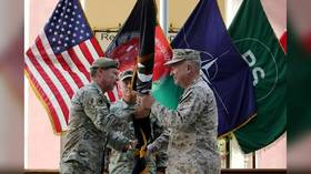 As Taliban runs riot in Afghanistan, new commander of withdrawing US & NATO troops vows to support 'abandoned' Afghan forces