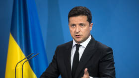 Ukraine is rightful heir to historic Kievan Rus & 'distant relatives' like Russia should not claim it as their own, says Zelensky
