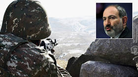 Armenia asks Russia to deploy soldiers to frontier with Azerbaijan, as shootout kills three soldiers & sparks fear of new conflict