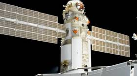 Accident in orbit! Cosmonauts scramble to right TILTED space station after new Russian module Nauka takes ISS for a spin