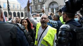 French Constitutional Court rules health pass, mandatory vaccination of health workers constitutional amid nationwide protests