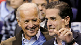 Hunter Biden tells prostitute in video he lost ANOTHER laptop containing 'crazy sex' footage, blames the Russians – media