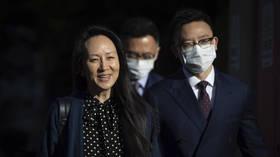 Канада освобождает задержанного руководителя Huawei Мэн Ваньчжоу после того, как США отказались от экстрадиции