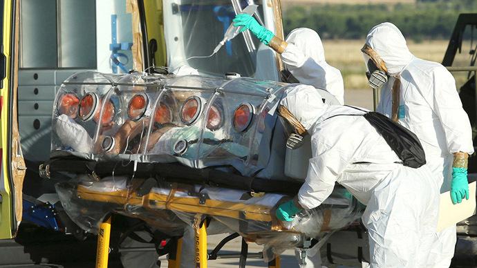 Image result for ebola news