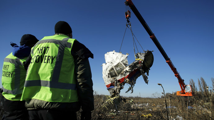 Malaysia excluded from MH17 probe – for 'not pointing fingers at Russia'?