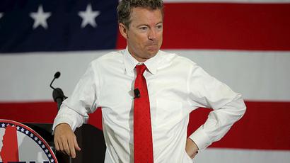 U.S. Senator Rand Paulю (Reuters/Brian Snyder)
