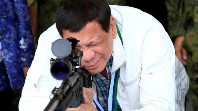 """Go ahead, son of P"", Philippine President Duterte threatens to expel European diplomats"