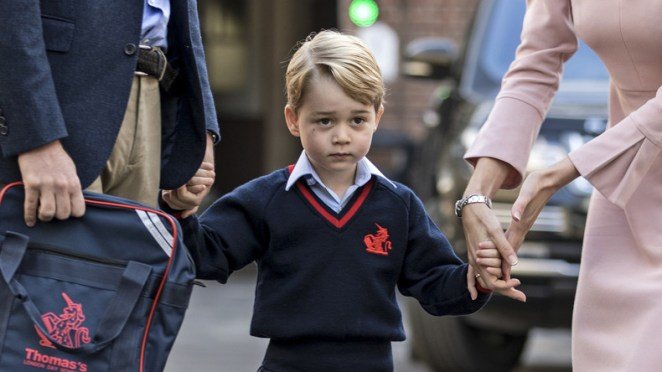 """""""Pray for Prince George to be gay"""": a Scottish priest creates controversy"""