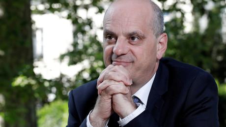 Jean-Michel Blanquer, ministre de l'Education nationale