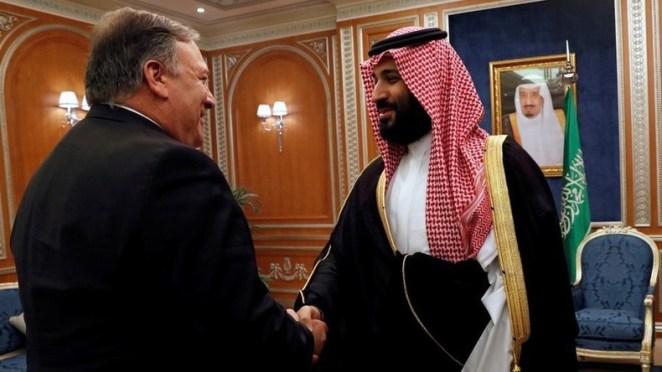 """Khashoggi case: Washington needs """"a few weeks"""" before taking sanctions"""
