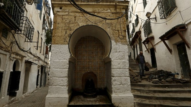 The appointment of a French architect to renovate the Kasbah of Algiers sowed controversy