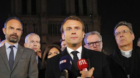RIC, impôts, ISF, retraites : ce que s'apprêtait à annoncer Emmanuel Macron dans son allocution