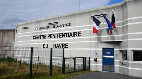La prison du Havre, le 20 juin 2019 (image d'illustration).