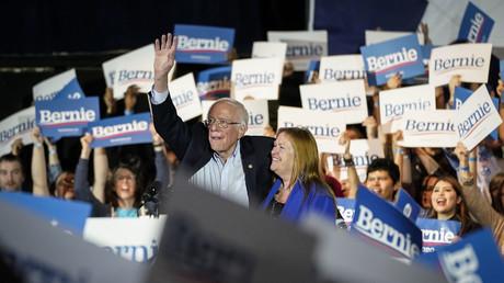 Primaire démocrate : Sanders l'emporte largement dans le Nevada et conforte son statut de favori